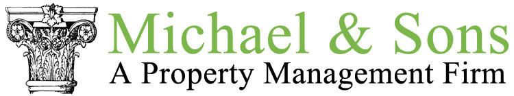 Michael & Sons Property Management Logo