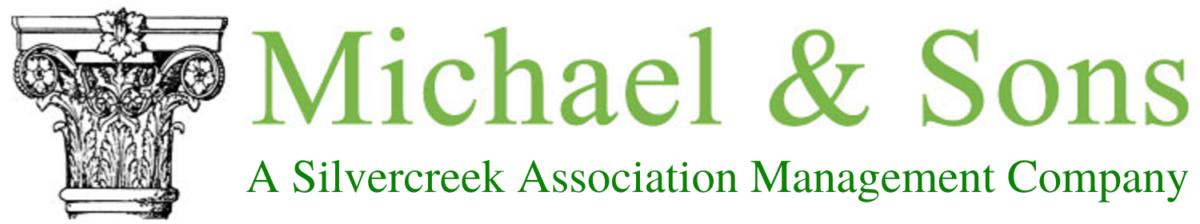 Michael & Sons Property Management Logo